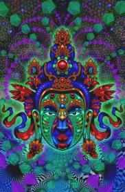 green tara artwork by jamie macpherson 2013
