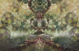 prajaparamita artwork by jamie macpherson 2012